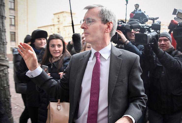 Dalam Sepekan, 23 Diplomat Inggris Sudah Harus Keluar dari Rusia
