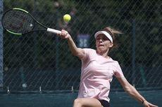 Sempat Gugup dan Tak Enak Perut, Simona Halep Juarai Wimbledon