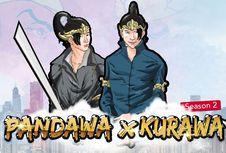 Audio: Pandawa Kurawa Menjadi Remaja di PandawaXKurawa Musim Kedua