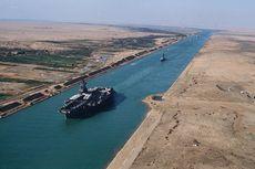 Hari Ini dalam Sejarah: Pembangunan Terusan Suez Dimulai