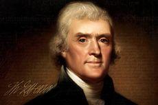 Biografi Tokoh Dunia: Thomas Jefferson, Penulis Naskah Proklamasi AS