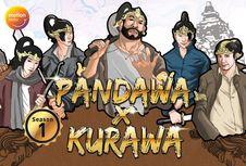 PandawaXKurawa 1 Ep5: Bhisma Bujuk Abiyasa Jadi Raja Hastinapura