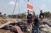 KLHK Segel Tempat Pembuangan Sampah Ilegal di Kab. Bogor