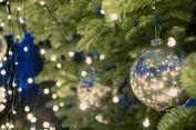 Cara Mudah Pasang Lampu Pohon Natal