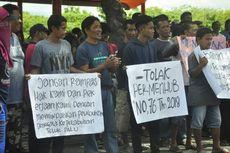 Ratusan Nelayan Donggala Protes Aturan Kemenhub soal Pelabuhan
