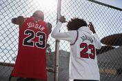 Nike Rilis Jersey 'Authentic' Baru Michael Jordan, Rp 5,6 Juta