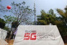 4 BTS 5G Telkomsel Sudah Berdiri di GBK