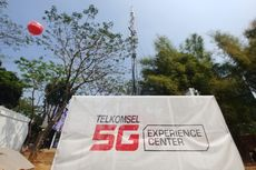 Diuji, Internet 5G Telkomsel di GBK Tembus 16 Gbps