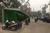 PKL Difasilitasi untuk Duduki Trotoar di Jakarta Selatan
