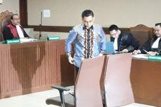 Menyuap Hakim, Aditya Moha Gunakan Sandi