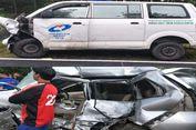 Kecelakaan Maut Avanza vs Ambulans, Pasien dan 2 Penumpang Tewas