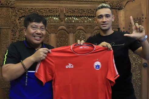 Pemilu 2019 Hambat Persiapan Persija ke Liga Champions Asia