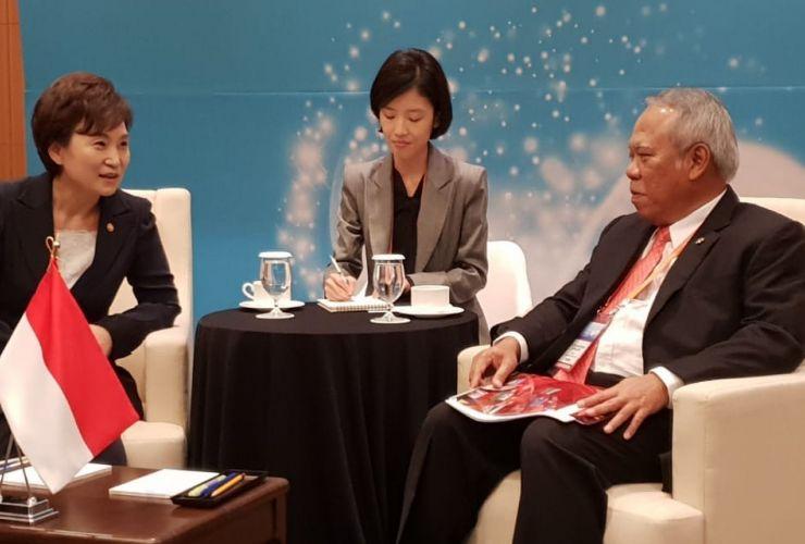 Pemerintah Harap Korea Selatan Bantu Revitalisasi Kali Ciliwung