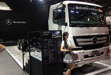 Penetrasi Pasar Komersial, Daimler Indonesia Luncurkan Axor 2528 R