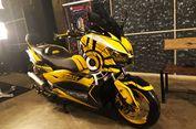 Corak Matahari Valentino Rossi Pindah ke Yamaha XMAX