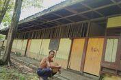 Rintihan Siswa di Grobogan yang Takut Sekolahnya Ambruk Saat Belajar