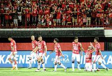 Hasil Piala Presiden, Bali United Tembus Final Usai Kalahkan Sriwijaya
