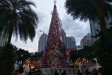 6 Pohon Natal Ikonik dan