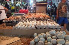 Kementan Jual Telur Murah di 8 Pasar di Jakarta Besok, Ini Lokasinya