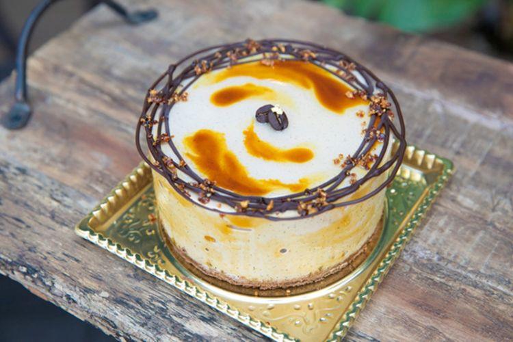 Kona Coffees Ice Cake No. 4 (3.400yen) (C) KADOKAWA   Foto= Tomohisa Miyagawa