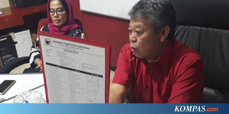 "STTP 5 BERITA POPULER NUSANTARA: Kabar Politisi PDI-P ditangkap KPK hingga ""Swinger"" 3 Pasutri di Surabaya - Kompas.com"