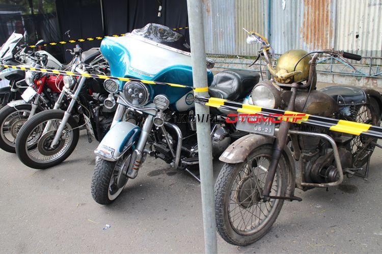 Penjualan moge Bekas di Yogyakarta
