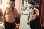 Ukuran Baju Terus Melebar, Alasan Pria Ini Mulai Diet