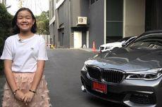 Rayakan Ulang Tahun Ke-12, Gadis Ini Beli Mobil BMW Seharga Rp 2 Miliar