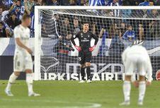 Real Madrid Menang Tipis atas Tim Juru Kunci, Courtois Salahkan Angin