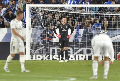 Thibaut Courtois Hadapi Lebih Banyak Tekanan di Real Madrid