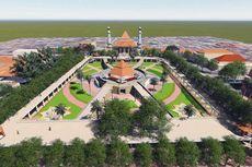Alun-alun Gresik Bakal Disulap Jadi Islamic Centre