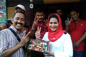 Kunjungi Sentra Kopiah, Puti Berharap Usaha Kecil dan Besar Saling Berkorelasi
