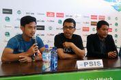 Jafri Sastra Berharap Skuad PSIS Bisa Pertahankan Tren Positif