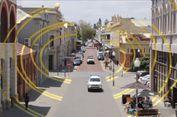Wow, Seniman Ini Ciptakan Ilusi Optik di Gedung-gedung Bersejarah