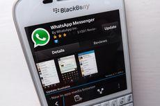 Tahapan yang Dilalui WhatsApp Sebelum Musnah dari BlackBerry