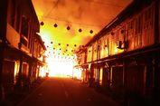 Tim Labfor Diturunkan untuk Selidiki Kebakaran Kawasan Pecinan Siak