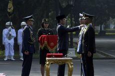 Jokowi: Saudara-saudara Harus Menjadi Perwira yang Menegakkan Merah-Putih!