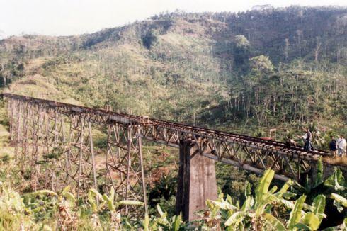 Genjot Pariwisata, Ini Jalur KA yang akan Direaktivasi di Jawa Barat