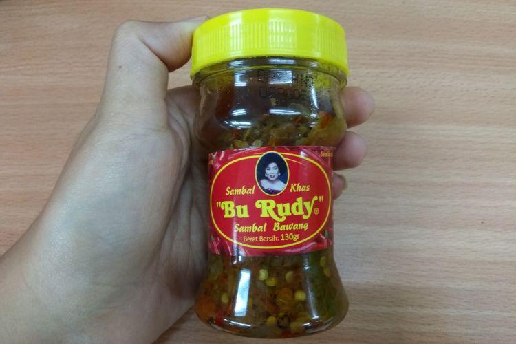 Sambal Bu Rudy dari Surabaya.