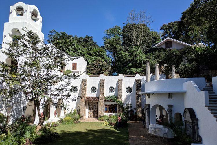 Pinto adalah koleksi Dr. Joven Cuanang, mantan direktur Pusat Medis St Luke.
