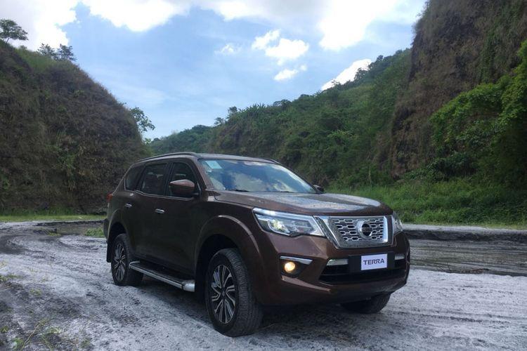 New Nissan Terra.