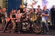 TNI dan Polri Ambil Bagian di Kustomfest 2018