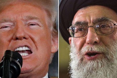 Pemimpin Tertinggi Iran Sebut Trump