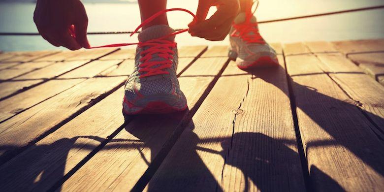 Ilustrasi Joging