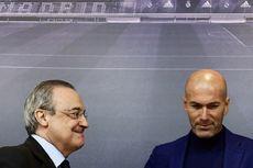 Zidane Kembali, Mantan Winger Real Madrid Puji Florentino Perez