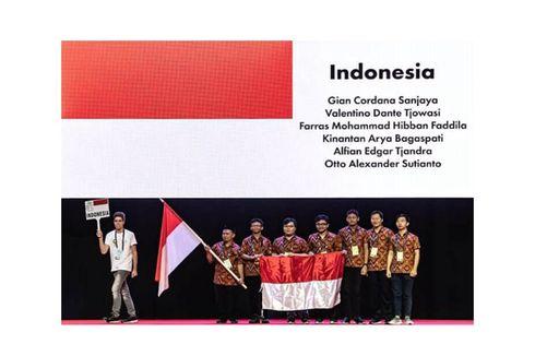 Cerita 6 Pelajar Indonesia yang Raih 1 Emas dan 5 Perak di IMO 2018