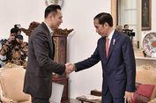 Survei Cyrus Network: Elektabilitas Jokowi-AHY Paling Tinggi