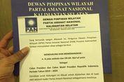 Alasan Utama PAN Alihkan Dukungan ke Jokowi-Ma'ruf di Kalimantan Selatan