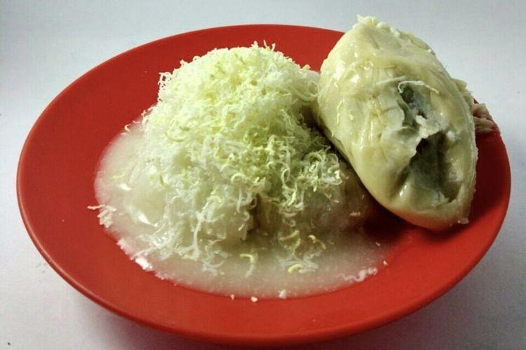 Ketan Durian dari Pos Ketan Legenda 1967.