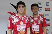 Lee Yong-dae Sebut Kualitas Permainan Fajar Alfian Semakin Baik